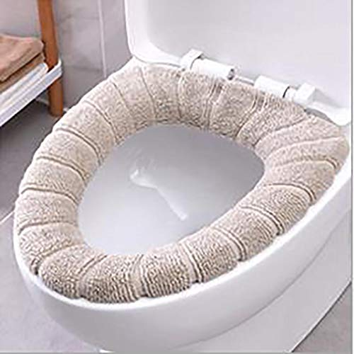 Admirable Logistt Toilet Seat Cover Winter Warm Generic Washable Pdpeps Interior Chair Design Pdpepsorg