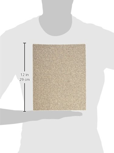 Gator Finishing 4212 50 Grit Aluminum Oxide Sanding Sheets (25 pack), 9'' x 11'' by Ali Industries (Image #2)