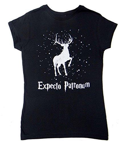 Harry Potter Stag Patronus Juniors T-shirt