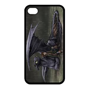 Customize How To Train Your Dragon Back Case for iphone 4,4S JN4S-1091