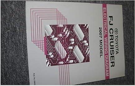 fj cruiser repair manual 2007