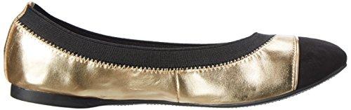 ALDO Damen Mirussi Geschlossene Ballerinas Gold (gold / 82)