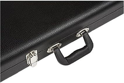 Fender Pro Serie Strat/Tele Black · Estuche guitarra eléctr.: Amazon.es: Instrumentos musicales