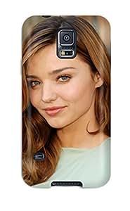 Galaxy S5 YY-ONE - Slim Fit Tpu Protector Shock Absorbent Case (celebrity Miranda Kerr)
