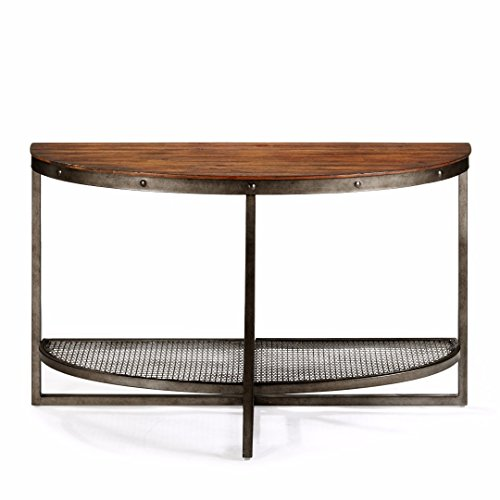 wire console table - 8