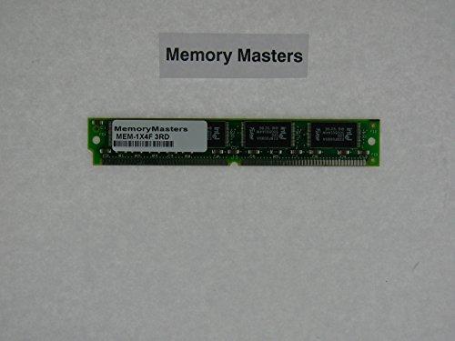 MEM-1X4F 4MB FLASH SIMM MEMORY FOR CISCO 2500 SERIES ()