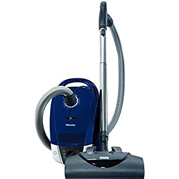Miele Electro+ Canister Vacuum Marine Blue