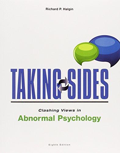 Enchanting Sides: Clashing Views in Abnormal Psychology