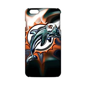 high quality MiamiDolphins 3D Phone Case for iPhone 6 Plus