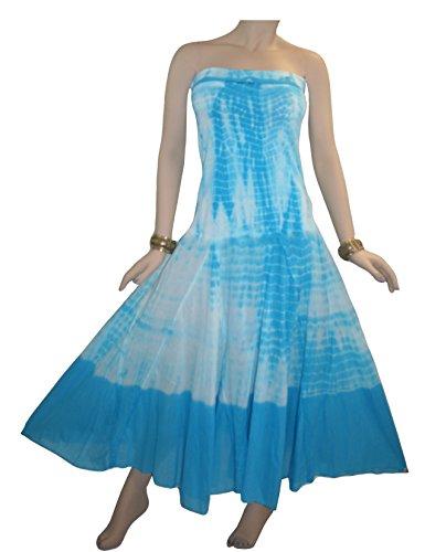 Buy below knee length dresses india - 7
