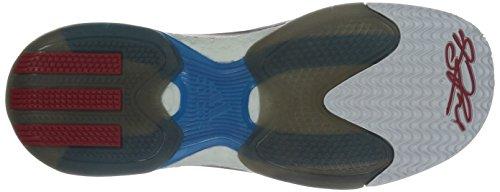 adidas Rose 5 Boost Chaussure De Course à Pied Bleu / Noir QEKPak7