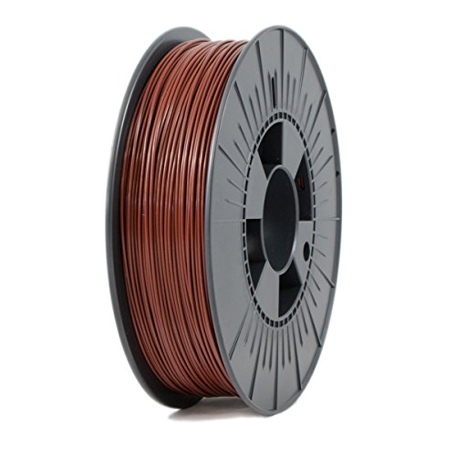 ICE FILAMENTS ICEFIL1ABS079 ABS Filament, 1.75 mm, 0.75 kg, Barbaric Brown