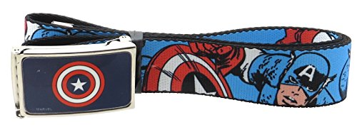 Captain America Belt (Captain America Web Belt 1.5