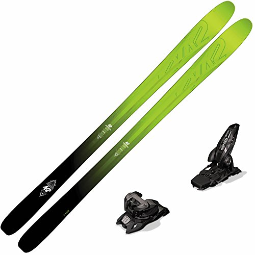 2017 K2 Pinnacle 95 Skis w/ Marker Griffon ID Bindings