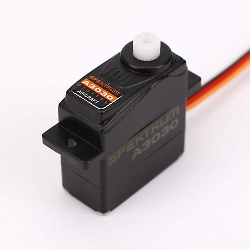 Model Aircraft Servos (Spektrum A3030 Sub-Micro Digital High-Torque Aircraft)