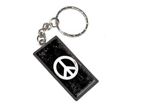 Graphics and More Peace Sign Symbol Distressed Inspiratio...