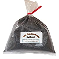Fundamental Rockhound Products: 2 lb 60/90 Coarse GRIT for rock tumbling polishing Silicon Carbide