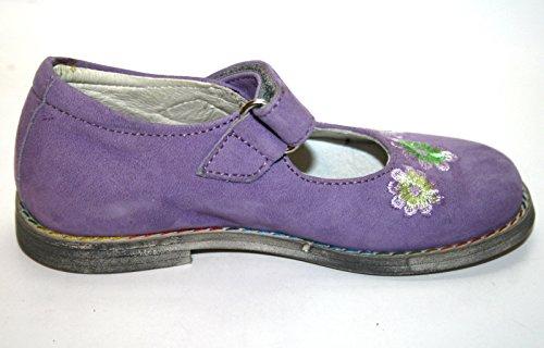 Cherie enfants chaussures filles chaussures ballerines 317, violet (violet) (eU 24) (sans boîte