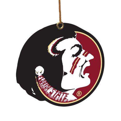NCAA Florida State Seminoles 3D Logo Ornament