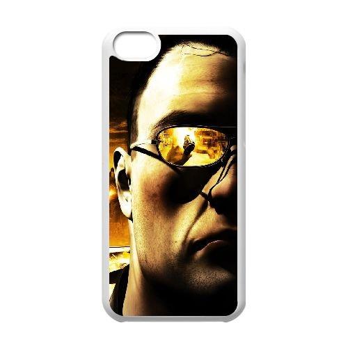 H2J48 DRIV r cas de téléphone X9D8OK coque iPhone 5c cellulaire couvercle coque blanche RW6LBR8DG