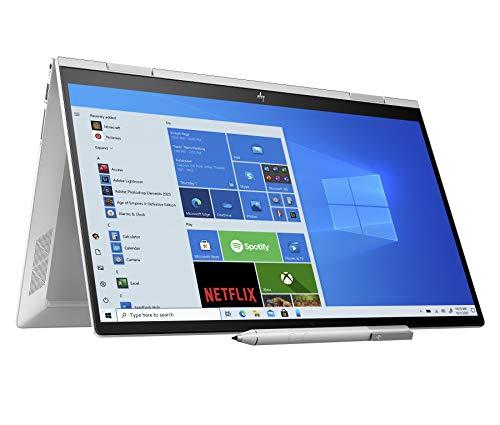 HP ENVY x360 15-ed1000sa 15.6″ 1920 x 1080 pixels Touchscreen Intel Core i5-11xxx 8 GB 512 GB