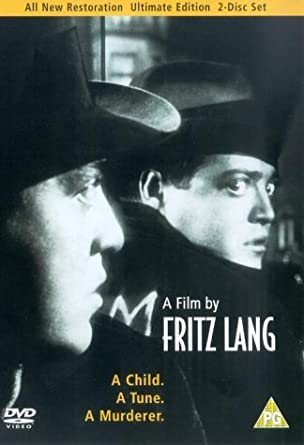 M - A Film by Fritz Lang (2 Disc - Ultimate Edition) [1931] [DVD] by Peter Lorre