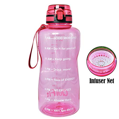 64 oz filter water bottle - 6