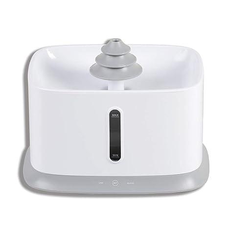 MM Dispensador automático del agua del gato del filtro de la ...