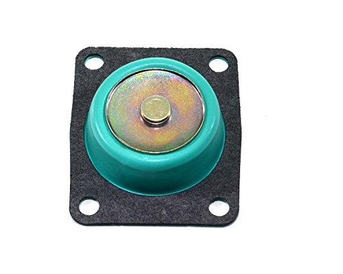 (Quick Fuel Technology 35-12-10QFT Accelerator Pump Diaphragm Assembly 50cc GFLT Material For Use w/Alcohol And E85 10 pc. Accelerator Pump Diaphragm Assembly)