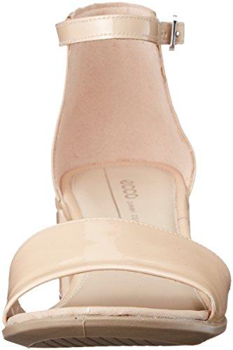 Ecco Damen Shape 35 Peeptoe Sandalen Pink (Rose Dust)