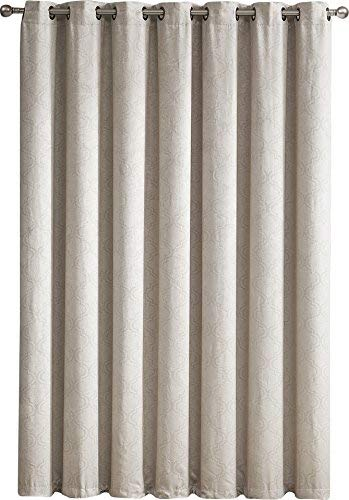 extra wide grommet curtains - 1