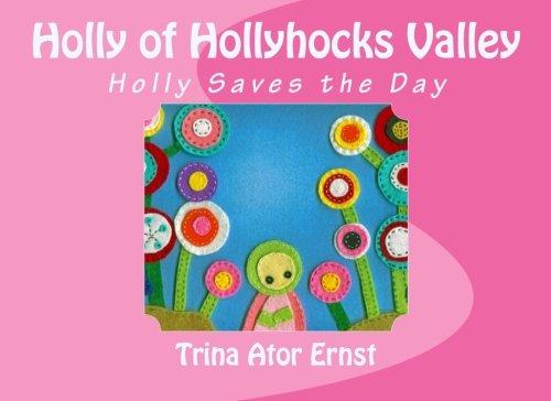 Download Holly of Hollyhocks Valley pdf