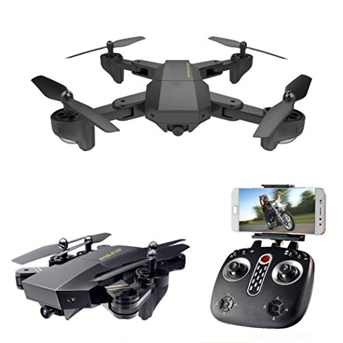 Yezijin Unmanned Aerial Vehicle, UAV, L900 2.4G FPV WiFi HD Camera Altitude Hold Quadcopter Recordable Drone (200W WiFi HD Camera)