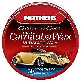 Auto paste wax