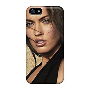 Hot Tpye Megan Fox Case Cover For Iphone 5/5s