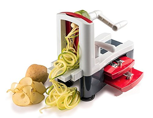 zucchini noodles machine - 6