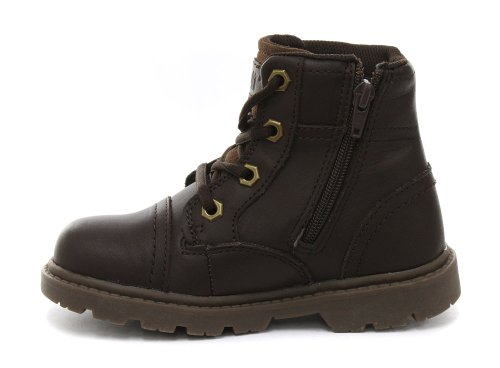 Caterpillar Towson Brown Junior Boots - stylishcombatboots.com
