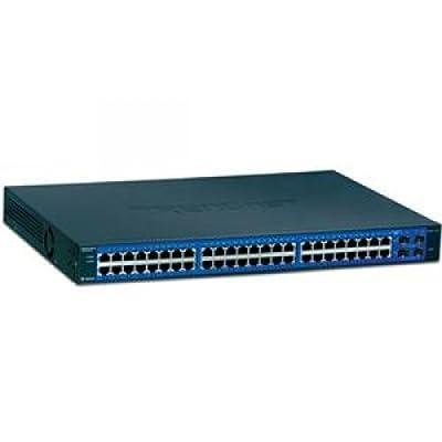 TRENDNET 48-Port Gigabit Web Smart Switch / TEG-448WS /