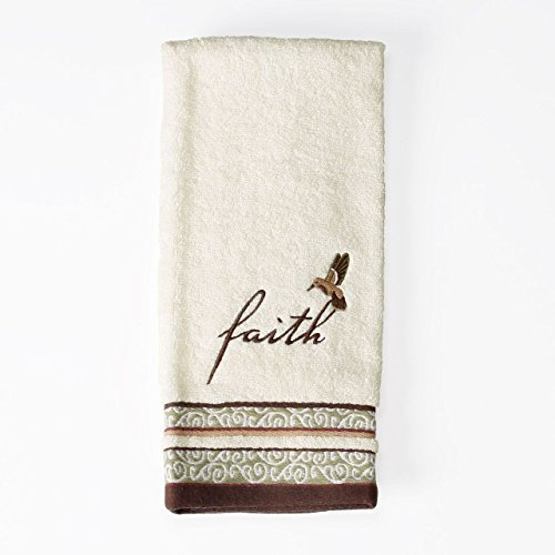 """""""Inspire"""" Bathroom Shower Collection - Set of 3 Hand Towels"""