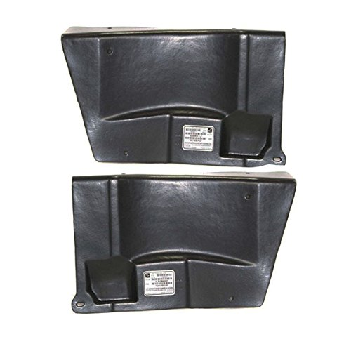 Koolzap For 07-10 Sebring 08-14 Avenger Engine Splash Shield Under Cover Left Right SET PAIR