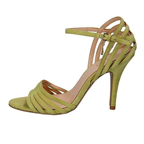 liu jo , Sandales pour femme Vert