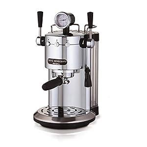 Ariete 1387/20 Caffè Novecento Macchina per Caffè Espresso, Cappuccinatore, Vano Scalda Tazze, 1100 W, 2 Tazze, 15 Bar…
