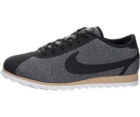 Nike Women's Cortez Ultra SE Sneakers Gray/Black (Large Image)