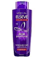 L'Oréal Paris Elseve Turunculaşma Karşıtı Mor Şampuan, 200 Ml