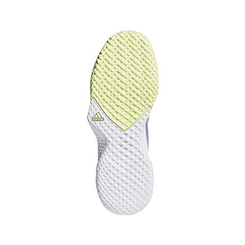 adidas Adizero Club, Chaussures de Tennis Femme, Bleu Clair Bleu (Chablu/sefrye/nobind Chablu/sefrye/nobind)