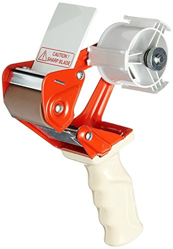 Merco Tape T30R Heavy Duty Metal Professional Tape Pistol Grip Dispenser, For 2