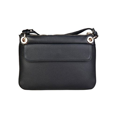Bag Versace Crossbody Body Women Jeans Designer Black Bag Cross Women Genuine qHvzxtTzw