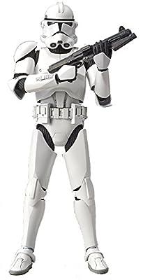 "Bandai Hobby Star Wars 1/12 Plastic Model Clone Trooper ""Star Wars"""