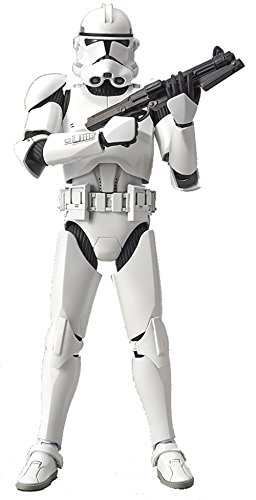 "Bandai Hobby Star Wars 1/12 Plastic Model Clone Trooper ""Star Wars"""