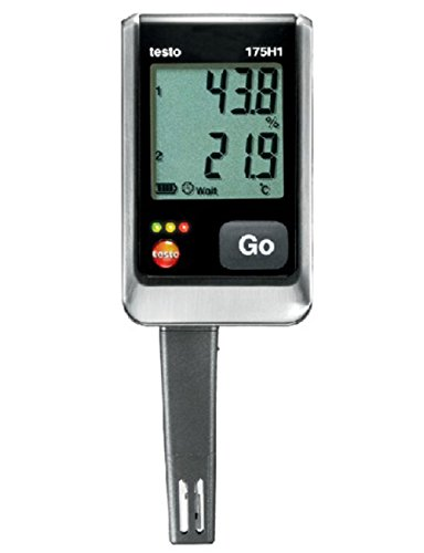 SSEYL Testo 175 H1 - Temperature and humidity data logger Testo 175-H1 by Testo